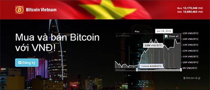 Bitcoin.vn bị xử phạt, tịch thu tên miền