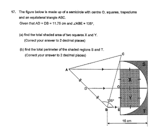 แจกแบบฝึกหัดคณิตศาสตร์หลักสูตรสิงคโปร์ ป.6 พร้อมเฉลย