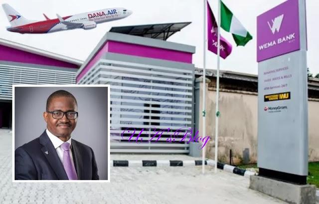 Wema Bank, Dana Airline In Alleged Money Laundering Scandal