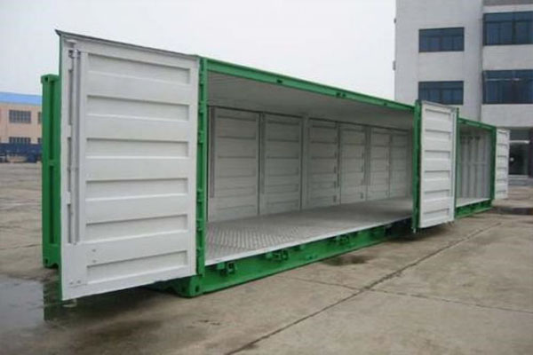 Trọng lượng container 40 feet
