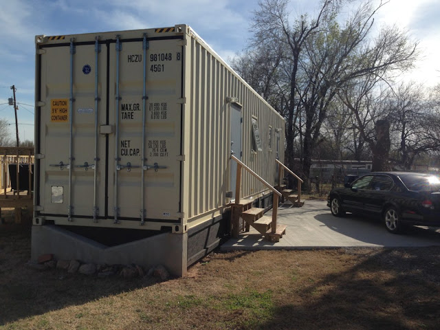 $60,000 40 ft Shipping Container Home, Oklahoma 4
