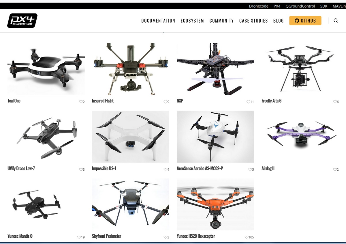 The Silicon Graybeard: Open Source Drone Hardware Software Competition