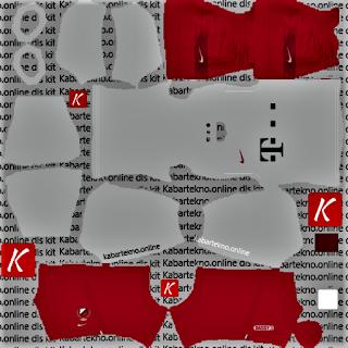 FC Utrecht Kits and Logo Dream League Soccer 2021