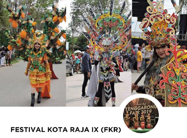 FESTIVAL KOTA RAJA IX (FKR)