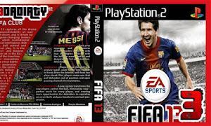 تحميل لعبة فيفا 13 FIFA 2013 PS2 بلاي ستيشن 2 بصيغة iso