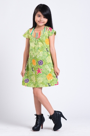 Model Baju Batik Anak Perempuan Modern Terbaru 5 10 model baju batik anak perempuan modern terbaru 2017,Baju Anak Anak Modern