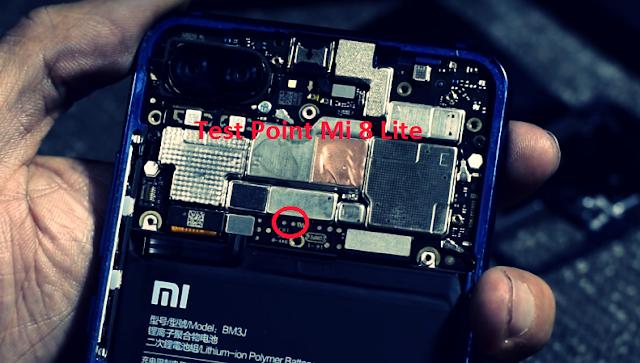 Kumpulan Firmware Xiaomi Mi 8 Lite (Platina)_Full Update
