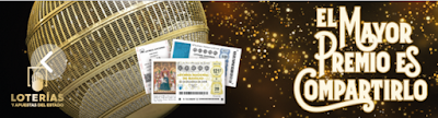 probabilidades loteria de navidad de españa