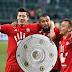 Bayern Munich bingwa tena Ujerumani, Barca nae apanda kileleni La Liga.
