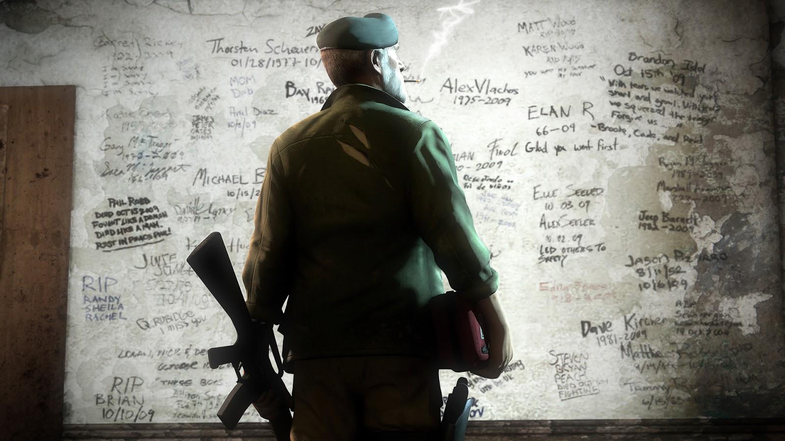 Criadores de Left 4 Dead anunciam novo jogo de zumbis chamado Back 4 Blood
