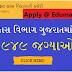 Bharat Gramin Yojana Recruitment 2019- Gram Vikas Vibhag Gujarat Bharti 2019 | 1949 Posts | Last Date: 05 July 2019
