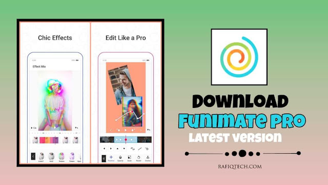 تنزيل Funimate Pro mod APK - أحدث  إصدار