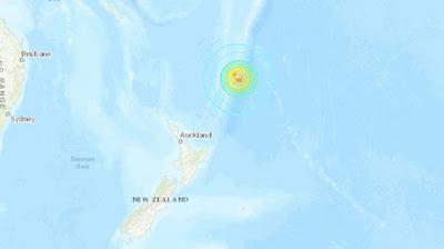 Nouvelle-Zélande - Alerte au tsunami après un violent séisme