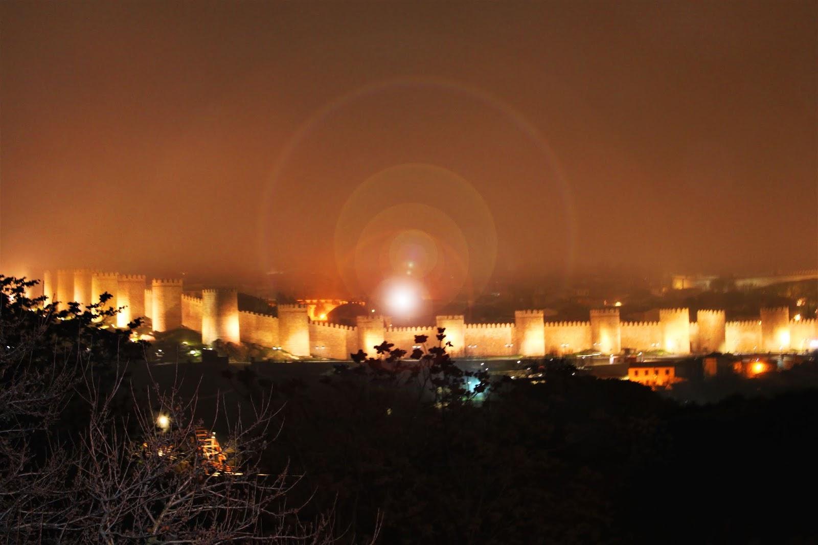 Le mura di Avila