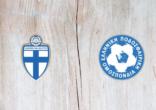 Finland vs Greece -Highlights 5 September 2019