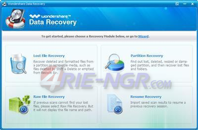 WonderShare Data Recovery 6.2.0.40 Full Version