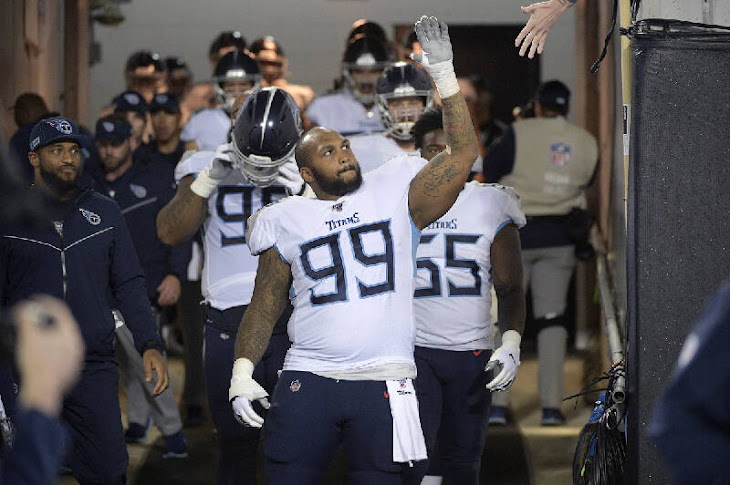 Jurrell Casey Retires From The NFL
