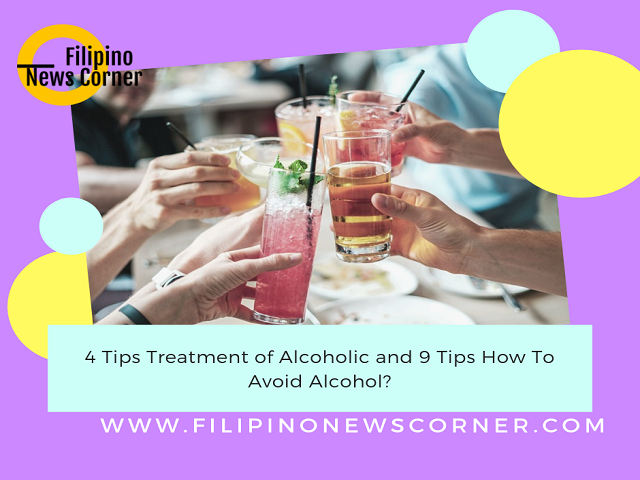 Although he denies it, an alcoholic does not prevent the amount of his drink. This means that his body dependent on alcohol.