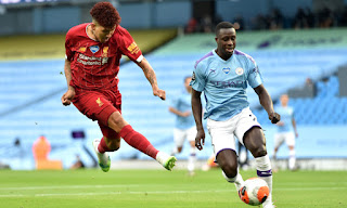 Manchester City 4 - 0 Liverpool Full Match Video Highlight