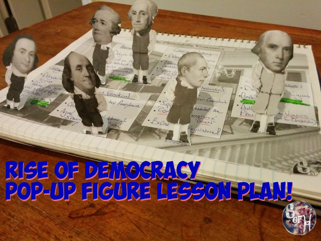 Students Of History Constitutional Convention Pop Ups And
