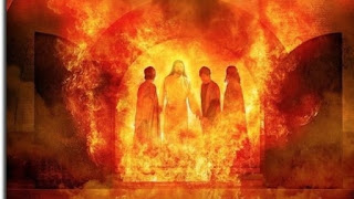 Inside The Fire - Our Daily Bread ODB Devotional: 14 November 2020