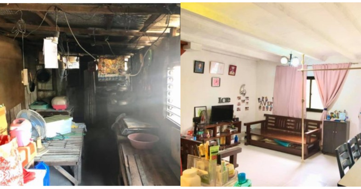 Netizen shares inspiring story about having own home at 30 years old