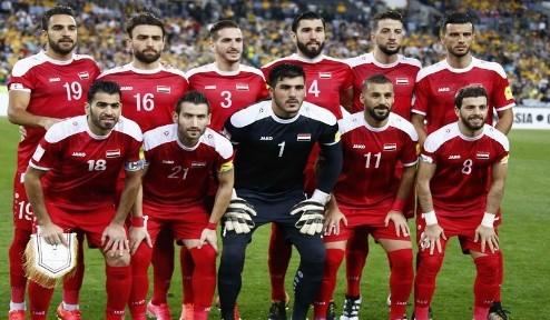 موعد مباراة سوريا وجزر المالديف والقنوات الناقلة اقصائيات كاس اسيا وكاس العالم