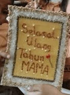 contoh karya hiasan kartu ulang tahun mama www.simplenews.me