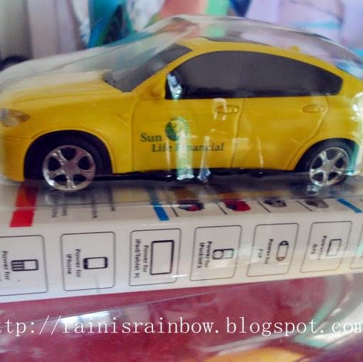 Hadiah dari Sun Life Financial Indonesia
