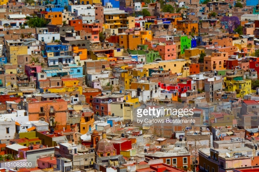 Guanajuato city, Mexico (sumber: www.gettyimages.co.uk)