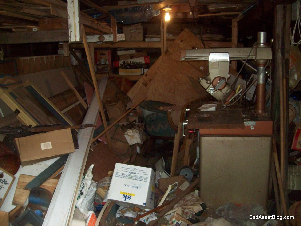 A Property Preservation Blog A Hoarder S House