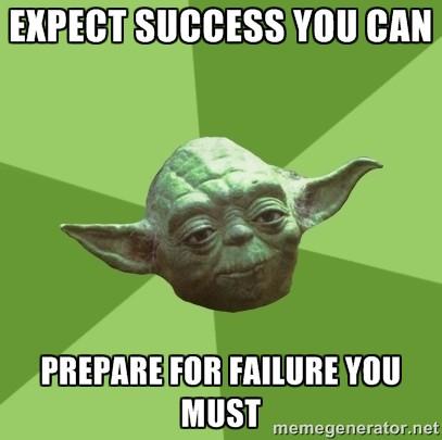 prepare-for-failure