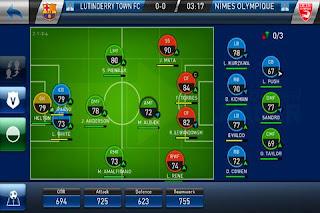 Game PES Club Manager Mod APK+DATA