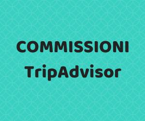 commissioni tripadvisor