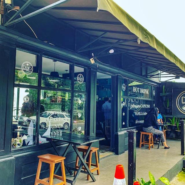 Lokasi Dara Cafe Puncak Pass Bogor