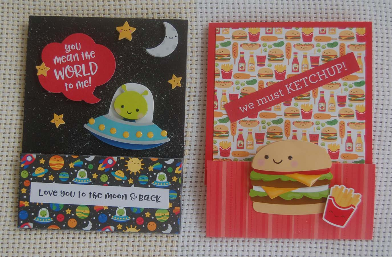 Lynn S Craft Blog So Much Pun Cards In Minutes