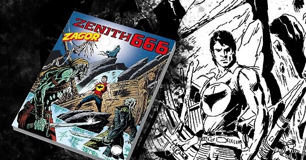 Zagor #615: cover Zombie per il nuovo copertinista