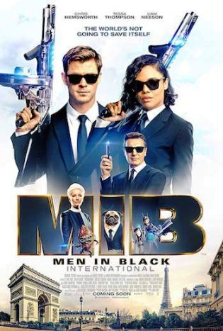 Men in Black International (2019) Movie Free Download HD Online