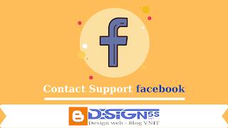 Làm Thế Nào Để Tôi Liên Hệ Support Facebook Khi Gặp Sự Cố