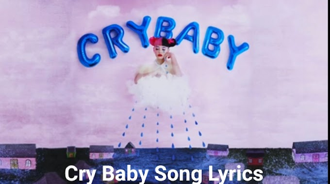 Cry Baby Song Lyrics