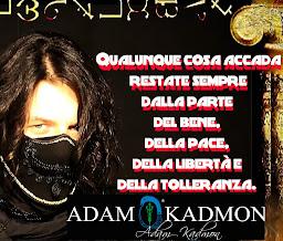 Adam Kadmon messaggio