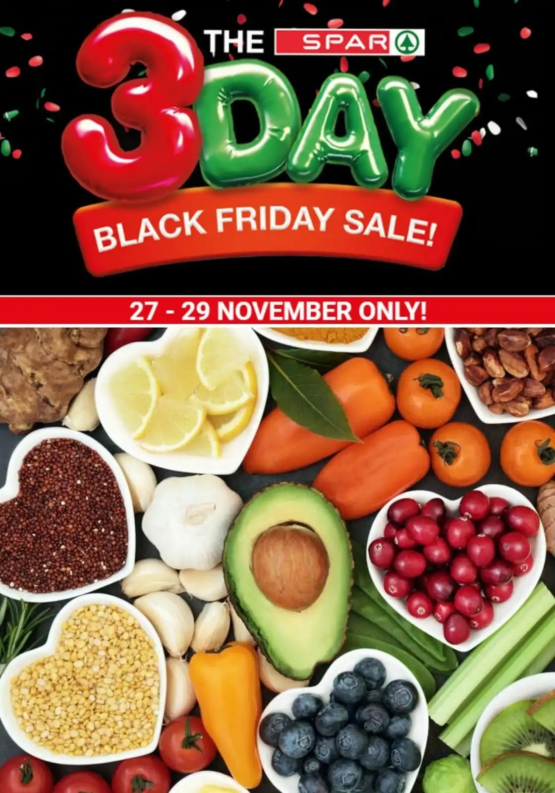 Spar Black Friday deals