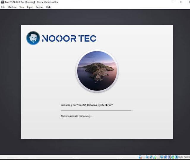 برنامج virtualbox لتنصيب ماك على ويندوز -تنصيب ماك على الكومبيوتر ويندوز