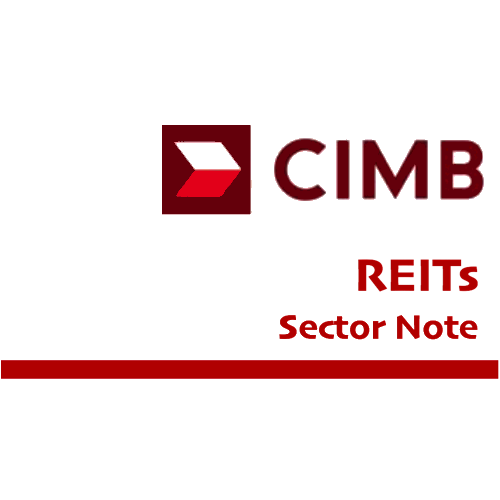 REIT - CIMB Research 2016-06-14: Robust visitor arrivals offer some respite