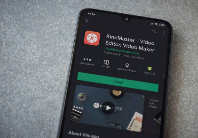 download 7 kinemaster video editor mod pro