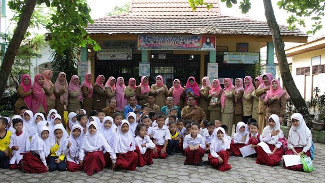 Semarak Gerakan Literasi INPRASA di SD Negeri 20 Pekanbaru