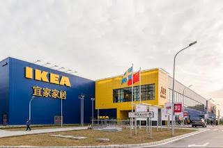 ИКЕА планирует открыть все свои магазины в Китае