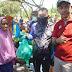 Bupati Banggai Ir. H. Amirudin Komunitas Sepeda Luwuk dan Ampana melakukan Gowes, yang mengambil Titik start di Tugu TDCC Kec. Bunta dan Finish Di Hotel Lawaka  Dondo Ampana Kota.