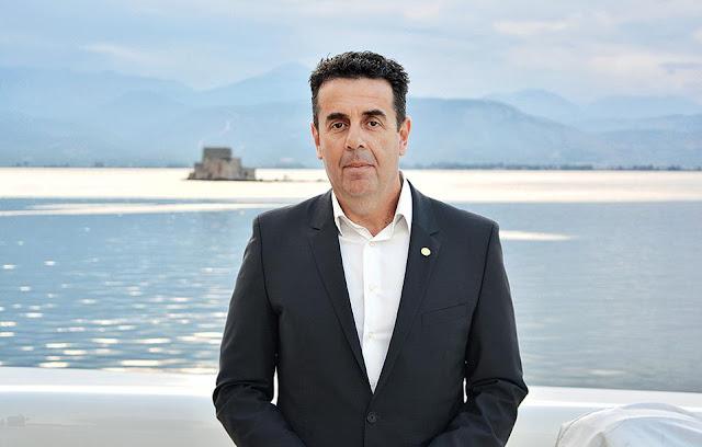 Δημήτρης Κωστούρος: Νέα αφετηρία για την Επόμενη Μέρα του Δήμου Ναυπλιέων