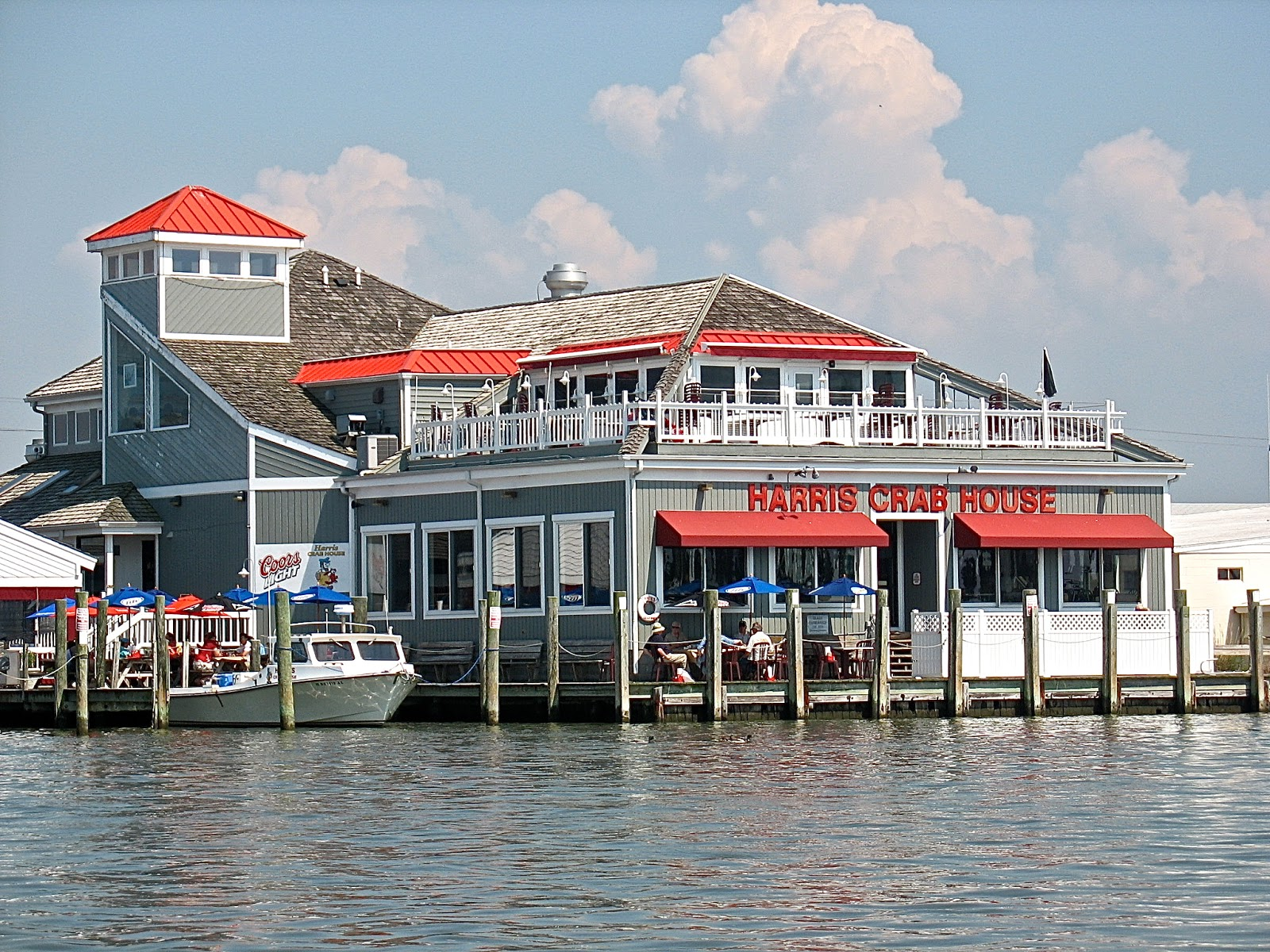 Crab Restaurants Kent Island
